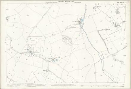 Essex (1st Ed/Rev 1862-96) VIII.14 (includes: Arkesden; Clavering; Langley) - 25 Inch Map