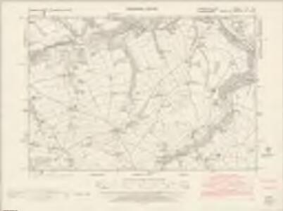 Carmarthenshire XII.SE - OS Six-Inch Map
