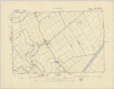 Norfolk LXXX.SE - OS Six-Inch Map