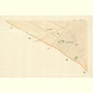Zischkow (Zischkowe) - m1882-1-010 - Kaiserpflichtexemplar der Landkarten des stabilen Katasters