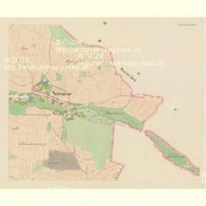 Nekwasow - c5022-1-002 - Kaiserpflichtexemplar der Landkarten des stabilen Katasters