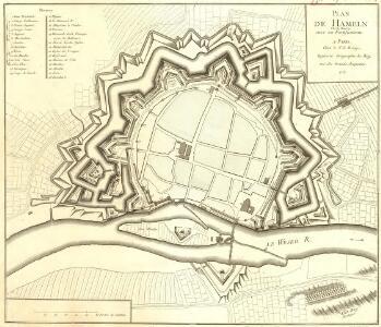 Plan de Hameln