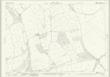 Dorset VI.7 (includes: Henstridge; Milborne Port; Purse Caundle) - 25 Inch Map