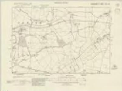 Buckinghamshire XXXVI.NW - OS Six-Inch Map