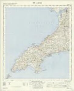 Pwllheli - OS One-Inch Map