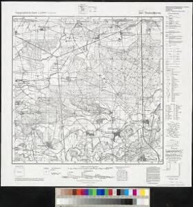 Meßtischblatt 3870 : Pientschkowo, 1940