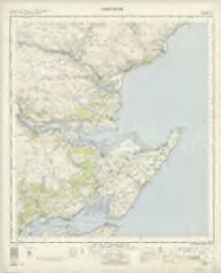 Dornoch - OS One-Inch Map