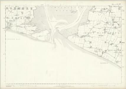 Sussex LXXII - OS Six-Inch Map