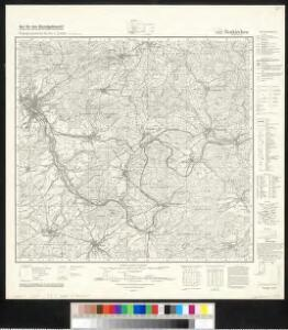 Meßtischblatt 5122 : Neukirchen i. Hessen-Nassau,1941