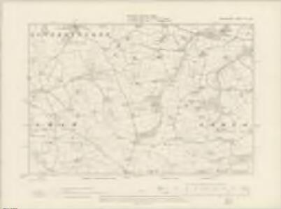 Devonshire XX.SW - OS Six-Inch Map