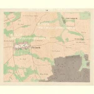 Prabsch - c8779-1-006 - Kaiserpflichtexemplar der Landkarten des stabilen Katasters