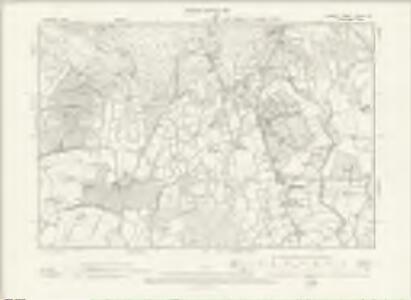 Surrey XXXIX.NE - OS Six-Inch Map