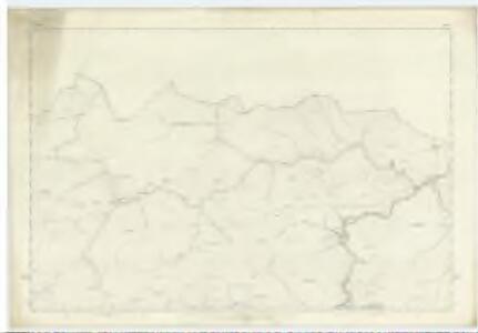 Dumfriesshire, Sheet II - OS 6 Inch map