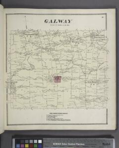 Galway [Township]; Yorks Corners Business Directory.