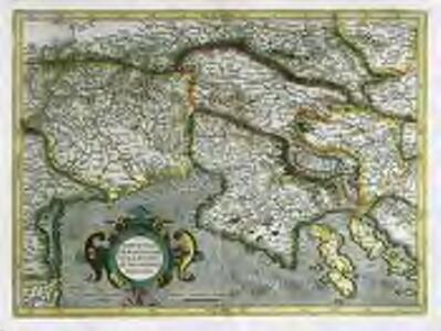 Forvm Ivlivm, Karstia, Carniola, Histria et Windorvm Marchia