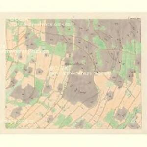 Königswalde - c3498-2-004 - Kaiserpflichtexemplar der Landkarten des stabilen Katasters