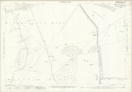 Hampshire and Isle of Wight XXII.2 (includes: Shipton Bellinger; South Tedworth) - 25 Inch Map