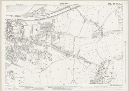 Cheshire XXIV.4 (includes: Halton; Runcorn) - 25 Inch Map