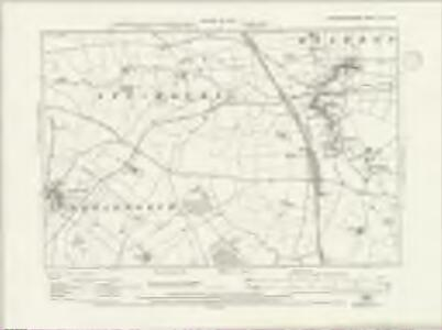Northamptonshire LIX.NW - OS Six-Inch Map