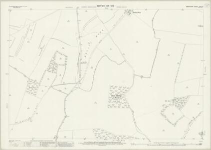 Berkshire XXVII.2 (includes: Beedon; Compton; East Ilsley) - 25 Inch Map