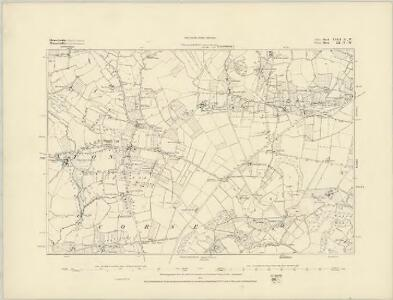 Gloucestershire XVII.NW - OS Six-Inch Map