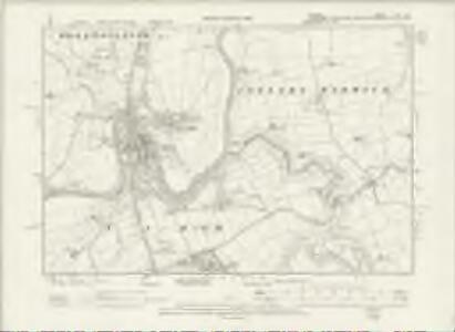 Durham LVI.SE - OS Six-Inch Map