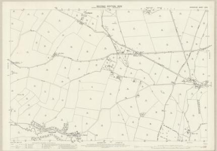 Shropshire LIX.3 (includes: Claverley; Rudge; Worfield) - 25 Inch Map