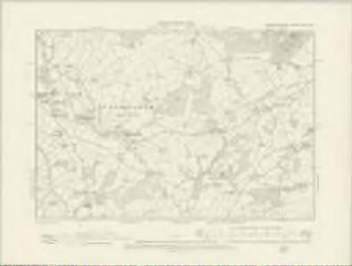 Monmouthshire XXIV.SW - OS Six-Inch Map