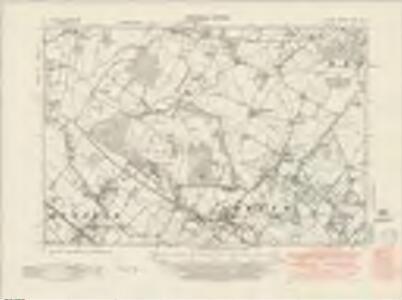 Kent LXV.SE - OS Six-Inch Map