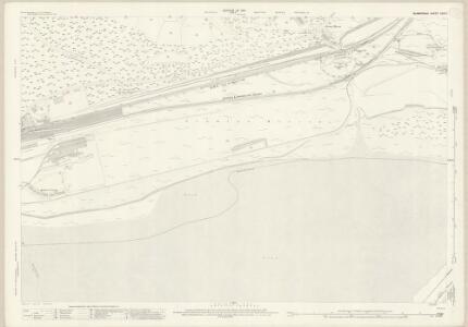 Glamorgan XXIV.7 (includes: Coed Ffranc; Neath; Swansea) - 25 Inch Map