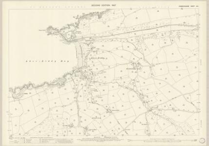 Pembrokeshire XV.1 (includes: Llanhywel; Llanrhian; St Davids) - 25 Inch Map