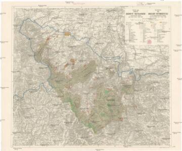 Přehledná mapa panství biskupství Vratislavského v Československé republice podle stavu ke dni 1. ledna 1929