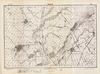 Lambert-Cholesky sheet 1750 (Voivodinci)