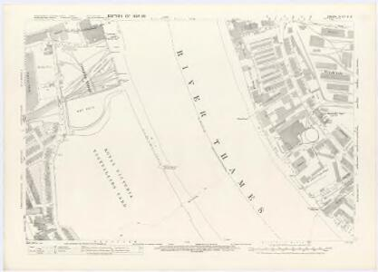 London XI.10 - OS London Town Plan