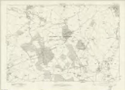 Oxfordshire XXI - OS Six-Inch Map