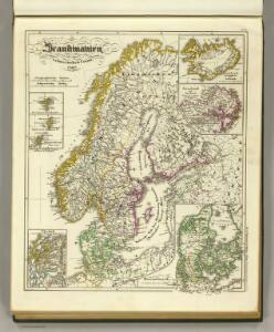 Scandinavien bis zur calmarischen Union, 1397.