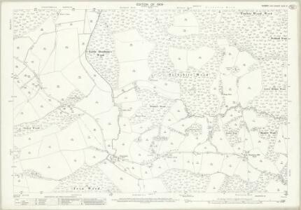 Sussex XLIII.4 (includes: Ewhurst; Mountfield; Salehurst; Sedlescombe; Whatlington) - 25 Inch Map