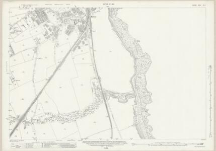 Durham XIV.11 (includes: Burdon; Ryhope; Seaham) - 25 Inch Map