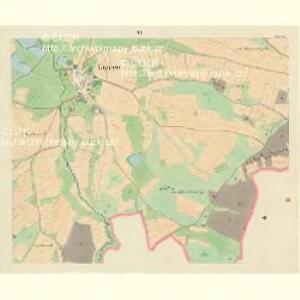 Lippen - c4103-1-006 - Kaiserpflichtexemplar der Landkarten des stabilen Katasters