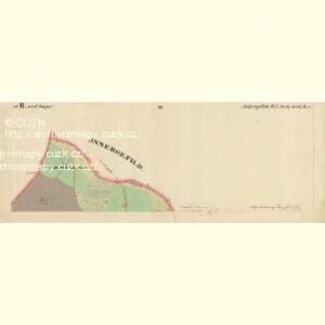 Aussergefild - c3755-1-016 - Kaiserpflichtexemplar der Landkarten des stabilen Katasters