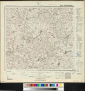 Meßtischblatt 6540 : Oberviechtach, 1941
