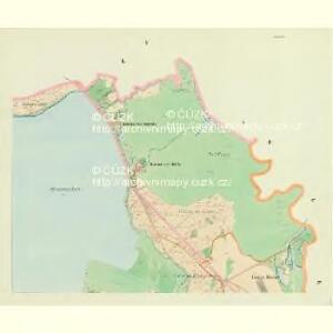 Horusitz - c2195-1-005 - Kaiserpflichtexemplar der Landkarten des stabilen Katasters