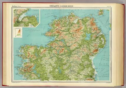 Ireland - northern section.