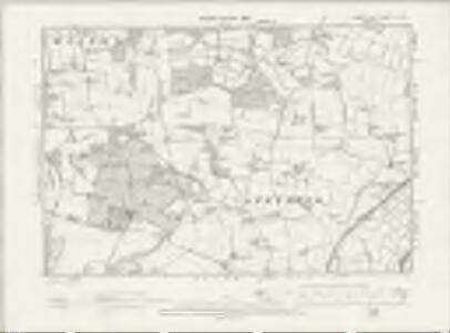 Sussex LI.NE - OS Six-Inch Map