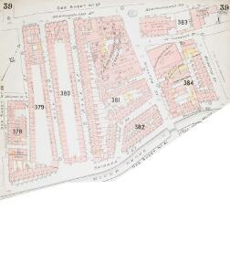 Insurance Plan of Bristol Vol II: sheet 39-1