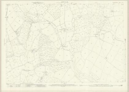Caernarvonshire XL.10 (includes: Buan; Llanbedrog; Llannor) - 25 Inch Map