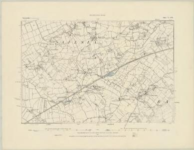 Somerset IV.NE - OS Six-Inch Map