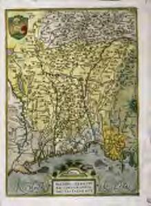 Patavini territorii corographia