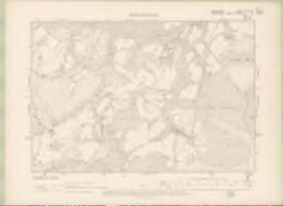 Nairnshire Sheet VIII.NE - OS 6 Inch map