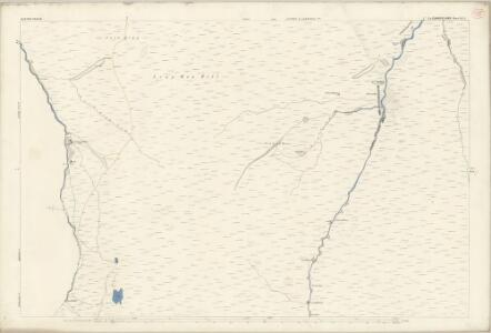 Cumberland LII.1 (includes: Alston with Garrigill) - 25 Inch Map